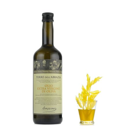 Olio Extravergine di Oliva Terre dell'Abbazia 0,75l