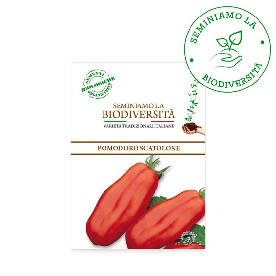 Semi Bio Pomodoro Scatolone  0,2g