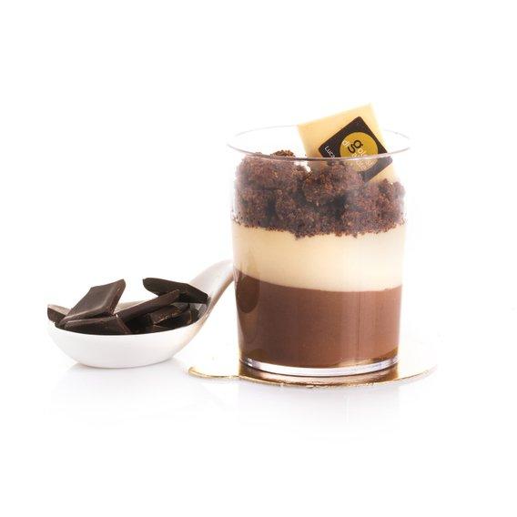 Verrina Panna Cotta al Cioccolato & Zabaione 118g