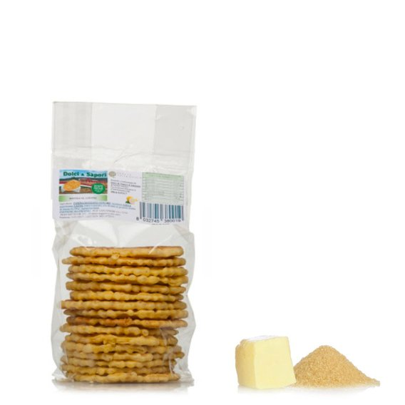 Pizzelle di tipo duro 300g