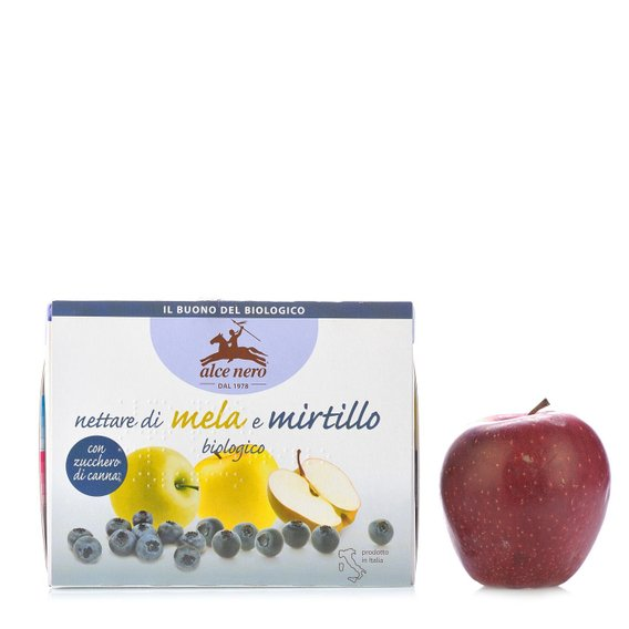 Nettare di Mirtillo e Mela 3x200ml