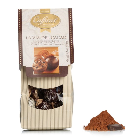 La Via del Cacao 200g