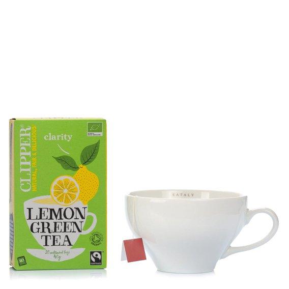 Te' Verde al Limone Bio 20 Filtri