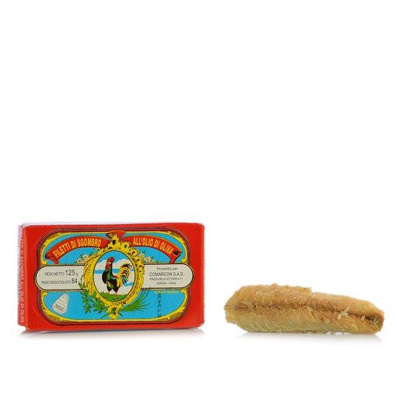 Filetto di Sgombro 125g