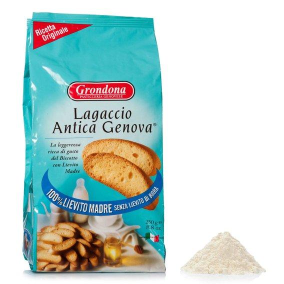 Lagaccio Antica Genova 250g