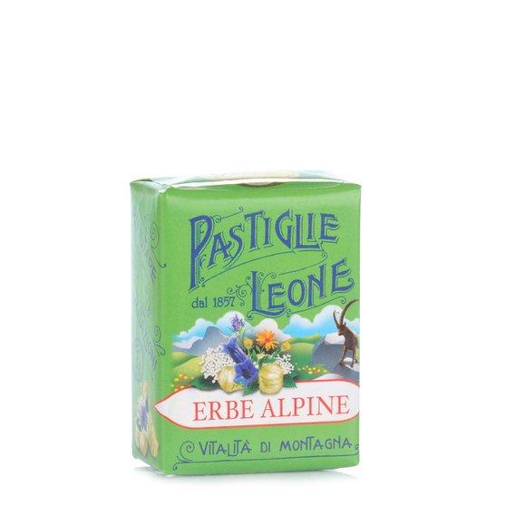 Pastiglie alle Erbe Alpine  30g