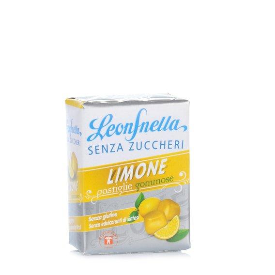 Pastiglie Gommose al Limone 30 g