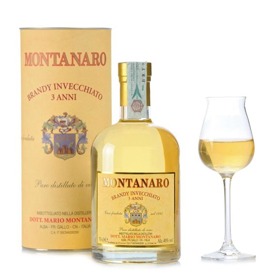 Brandy 40 Gradi  cl. 70 0,7l