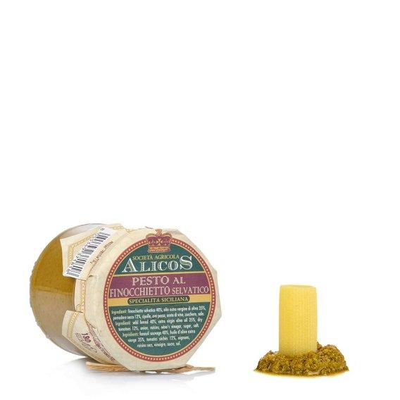 Pesto Al Finocchietto 180g