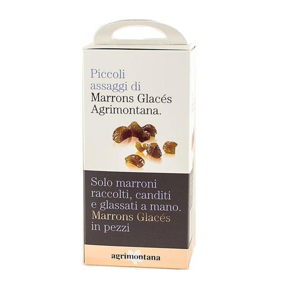 Marron Glacés in pezzi  160g