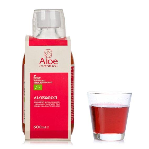 Succo Aloe + Goji Bio 0,50cl