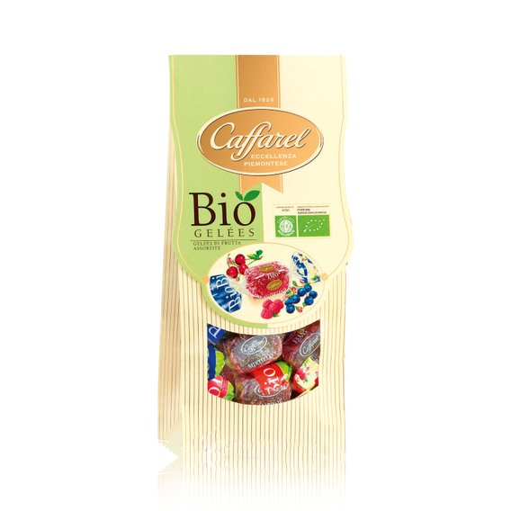 Bio Gelées Assortite 200g
