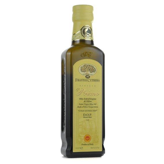 Olio Extravergine di Oliva Primo DOP Monti Iblei  0,25l