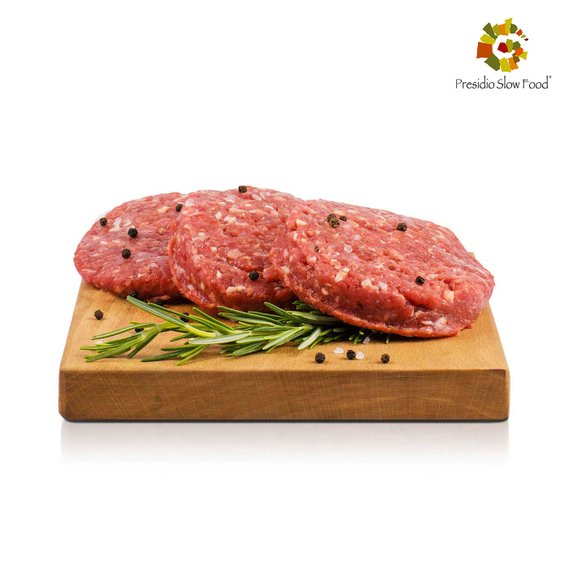 Hamburger Giotto 3x130g