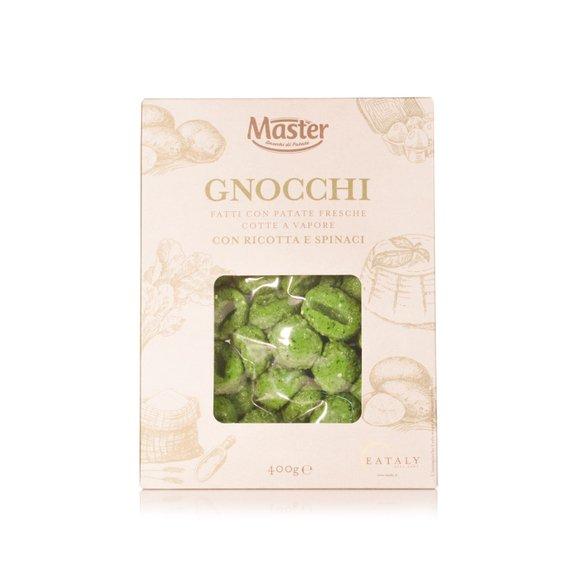 Gnocchi con Ricotta e Spinaci  400g