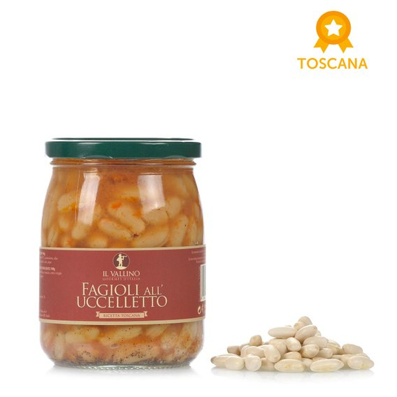 Fagioli all'Uccelletto 500g