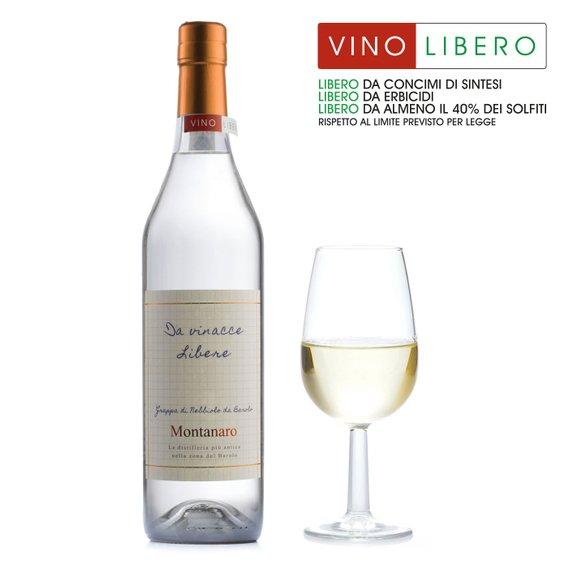 Grappa da Vinacce di Nebbiolo da Barolo 0,70l