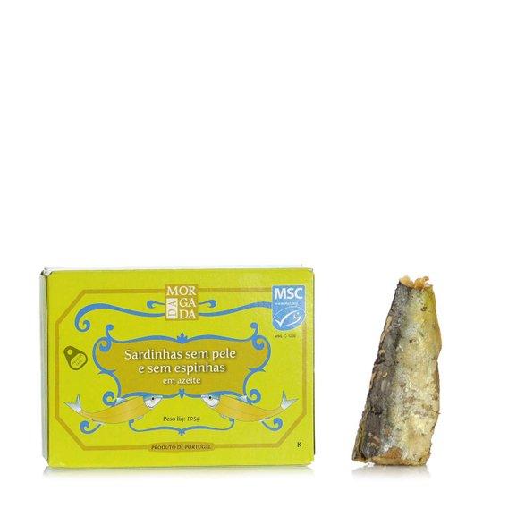 Sardine in olio EVO 125g