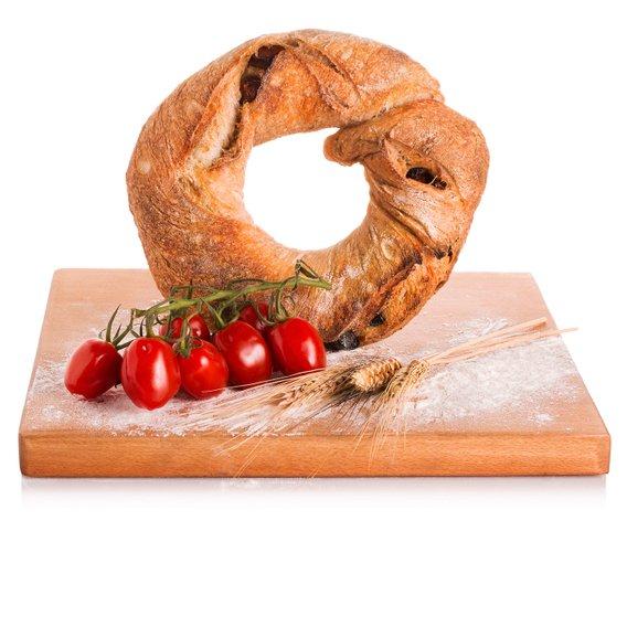 Pane Pomodori e Origano Bio 400g