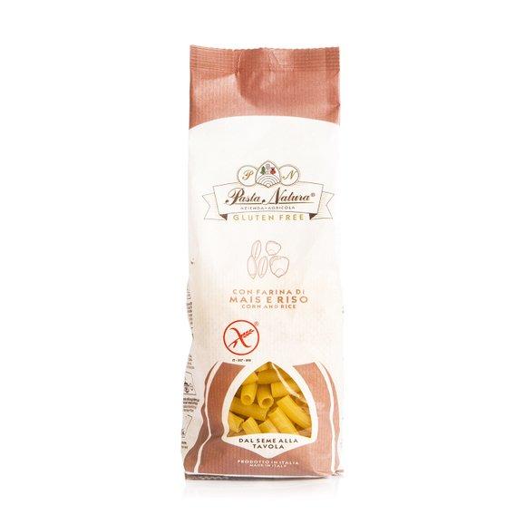 Maccheroni Senza Glutine con Farina di Mais e Riso  250g