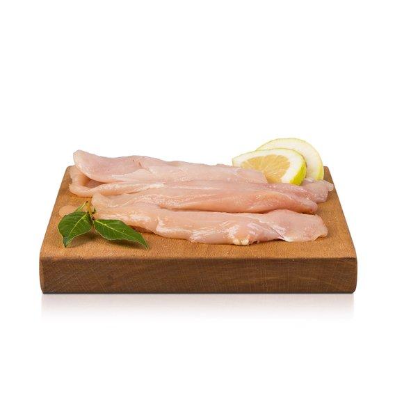 Petto di pollo a fette  350g