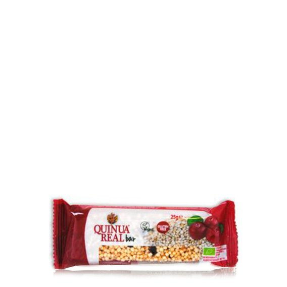 Barretta Quinoa con Cranberries 20g