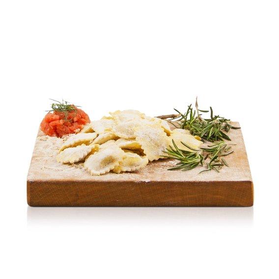 Ravioli arrosto e verdura  250g