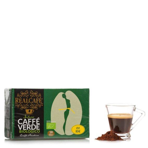 Caffè Verde 18 Filtri 18 filtri