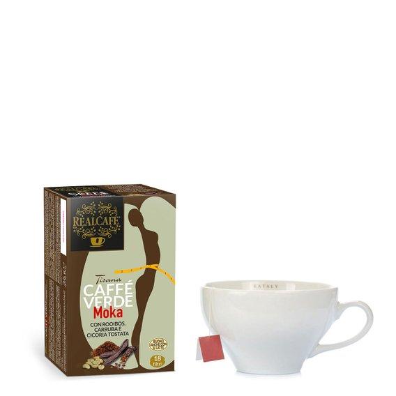 Caffè Verde Moka 18 Filtri