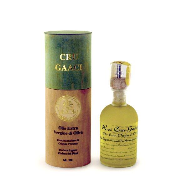 Olio Extravergine di Oliva Cru Gaaci DOP Riviera Ligure 0,25l