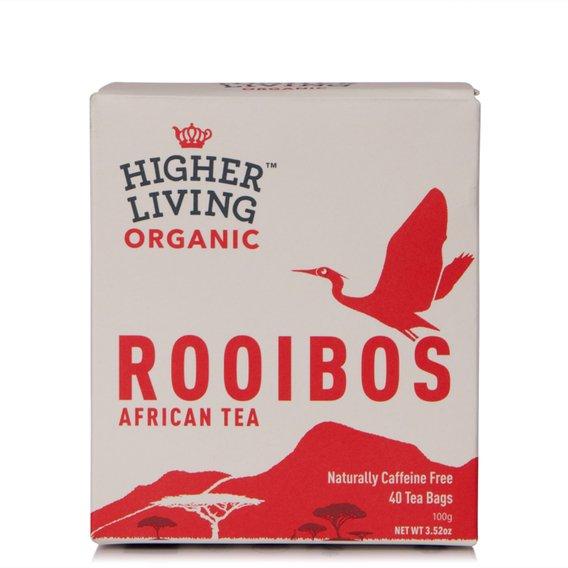 Rooibos African Tea Bio 40 filtri