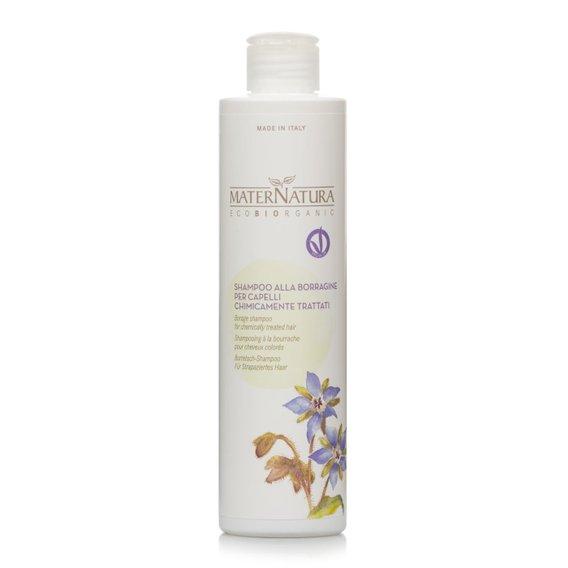 Shampoo per Capelli Colorati alla Borragine 250ml