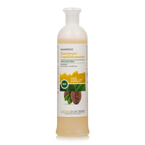 Shampoo Nutriente con Aloe e Karitè 500ml