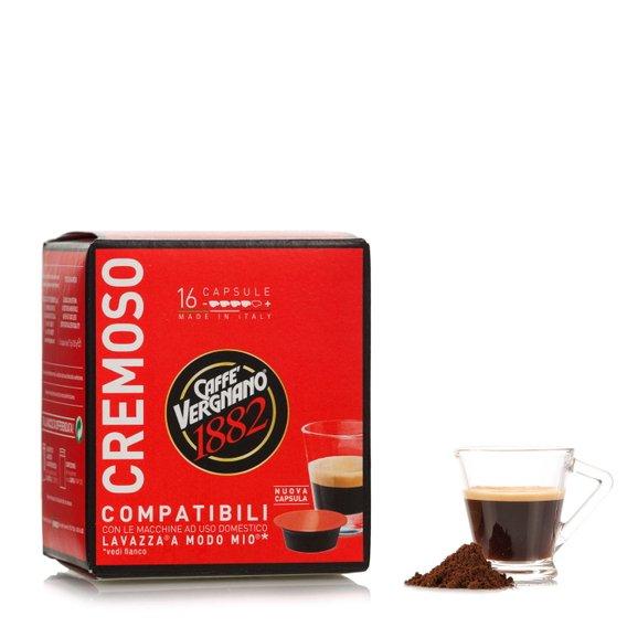 Espresso Cremoso 16 Capsule 45g