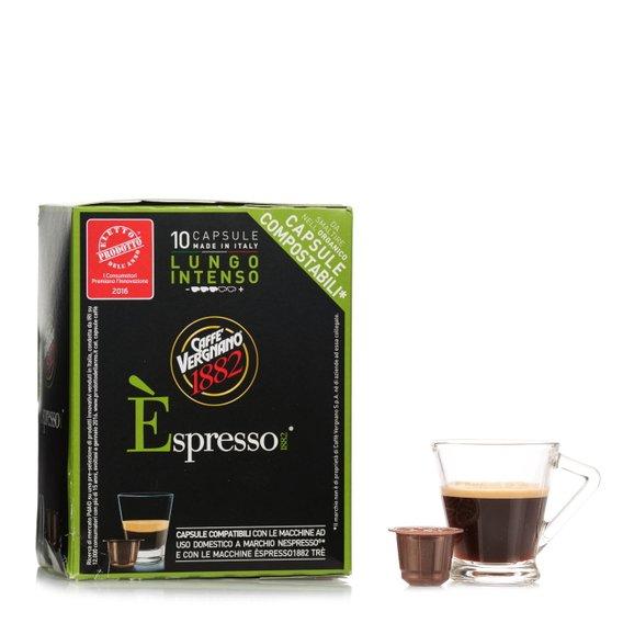 Espresso Lungo 10 Capsule