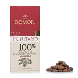 Tavoletta Trinitario 100% 75g