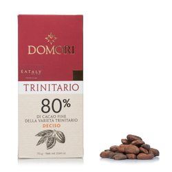 Tavoletta Trinitario 80% 75g