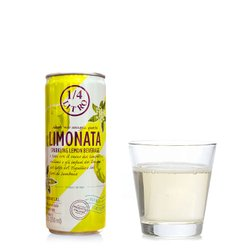 Limonata in lattina 250ml