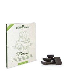Cioccolato di Modica 80% all'olio extravergine di oliva e fior di sale marino 50g