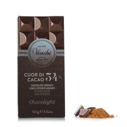 Tavoletta Chocolight Fondente 54% 100g