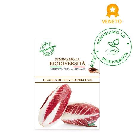 Semi Bio Cicoria Treviso 2gr