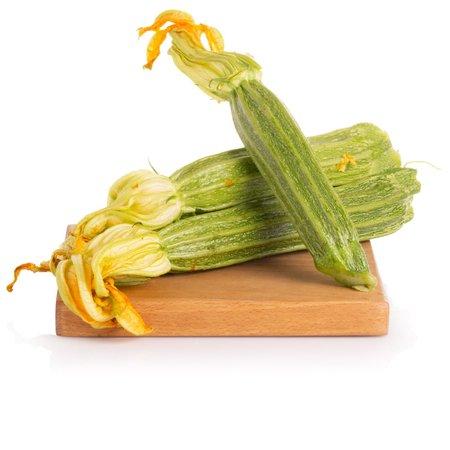 Zucchine Romanesche con Fiore 600g