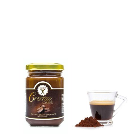 Crema al caffè 150g