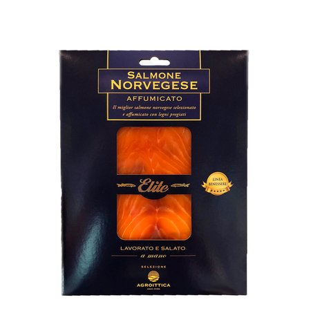 Salmone Norvegese Affumicato Elite  100g