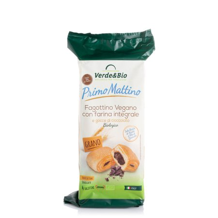 Fagottino Bio Vegano Integrale al Cioccolato 200g