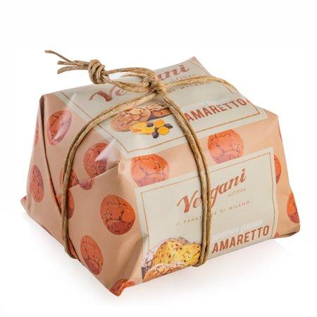 Panettone Glassato all'Amaretto 750g