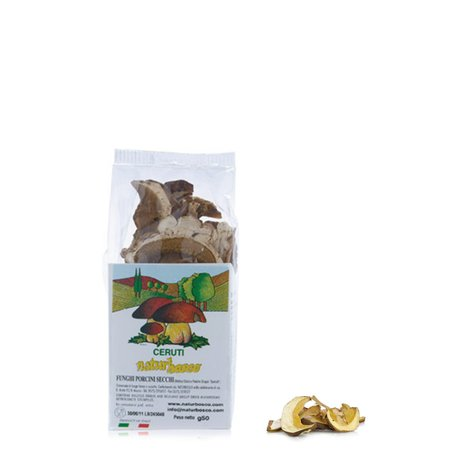 Funghi Porcini Secchi Extra 80g