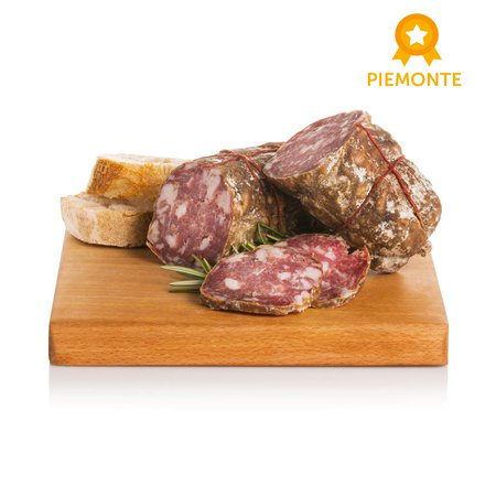 Salame Crudo al Barolo 650g