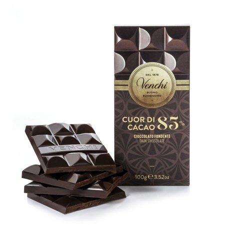 Tavoletta Cuor di Cacao 85% 100g