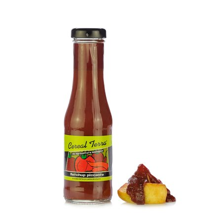 Ketchup Piccante 340g